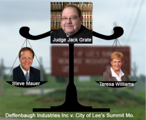 Deffenbaugh versus City of Lee's Summit