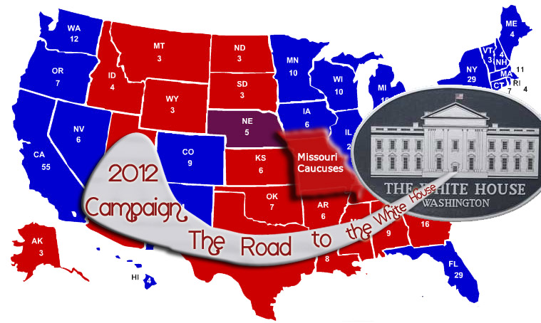 Road To The White House Mo Caucus