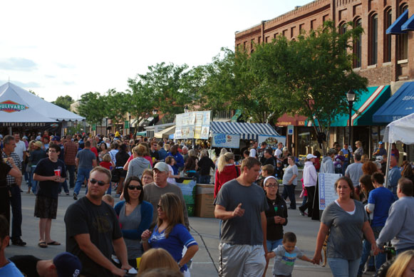 Picture of Downtown Days in Lee's Summit Mo