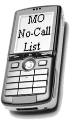 Missouri No-Call adds Cell Phones