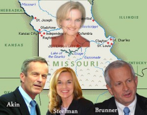 Missouri Primaries August 7, 2012: Senate Race