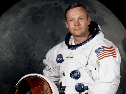 Armstrong Official NASA Portrait