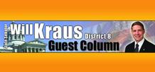 Senator Kraus Guest Column Banner