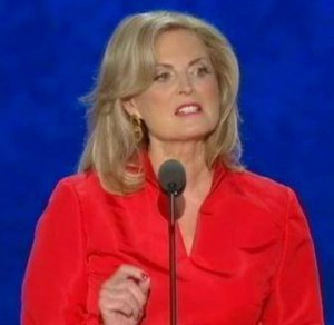 "Ann Romney ""This man will not fail"""