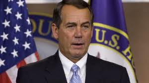 Picture of Speaker of the House Boehner
