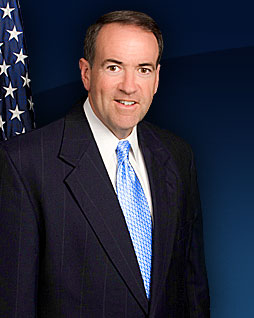 Picture of Governor Mike Huckabee
