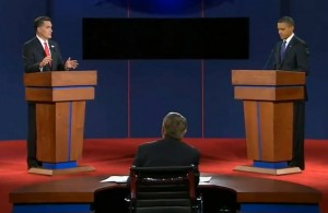 Obama Romney First Debate, and the winner is: America