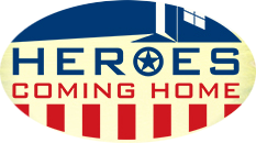 Logo of Heros Coming Home