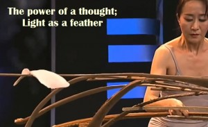 Are Your Thoughts as Light as a Feather?