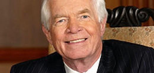 Picture of US Senator Thad Cochran of Missispy
