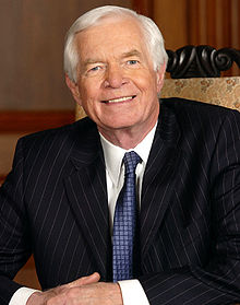 Picture of US Senator Thad Cochran of Missispy