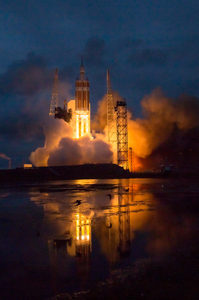 Orion Soars into Space and Back