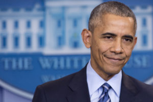 Time to face reality, Obama — Trump is going to be president