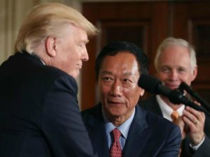 iPhone Supplier Foxconn: 2nd Plant Coming to Michigan in Trump Era