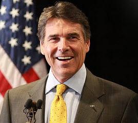 Gov Rick Perry of Texas