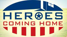 Logo of Heros Coming Home