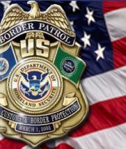US Border Patrol Badge Picture